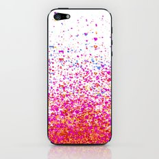 sparkles iPhone & iPod Skin