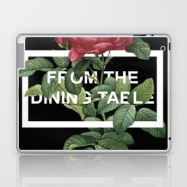 Harry Styles From The Dining Table Art Laptop & iPad Skin