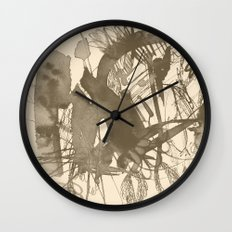 composition 5 Wall Clock