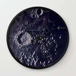 Experiment 05: Moon, Copernicus Wall Clock