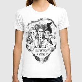 Hocus Pocus - The Sanderson Sisters T-shirt