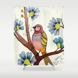 i ear mucic 1 Shower Curtain