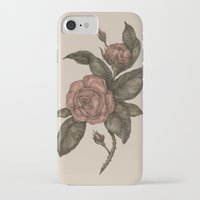 roses iPhone & iPod Cases featuring Roses by Jessica Roux