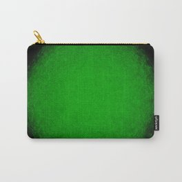 Crzy Green Sun Carry-All Pouch