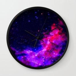 S P A C E ii Wall Clock