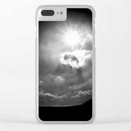 SunNY Sunshine Clear iPhone Case