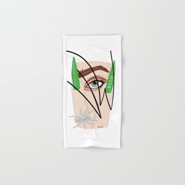Billie Hand & Bath Towel