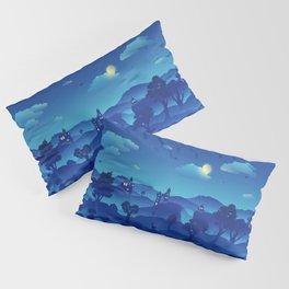 Fairytale Dreamscape Pillow Sham