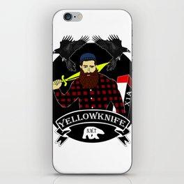 Yellowknife 2.0 iPhone Skin