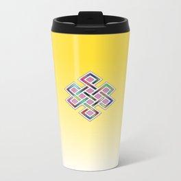 Limitless Infinity 2 (yellow) Travel Mug