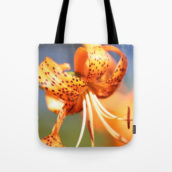 Orange Julius Tote Bag