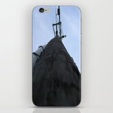 Telephone Pole. iPhone & iPod Skin
