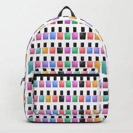 Nail Polish Backpack
