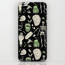 Whole Lotta Horror: BLK ed. iPhone Skin