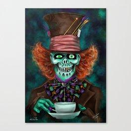 Mad Hatbox Canvas Print