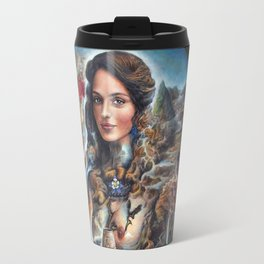 Our Lady of Water Travel Mug