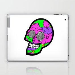 Psych Skull Laptop & iPad Skin