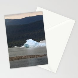 Glacial Waters Stationery Cards