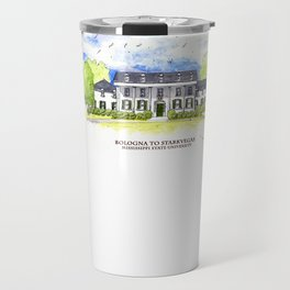 Mississippi State - Scenes Around Campus Travel Mug