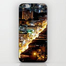 Queen West Streets iPhone Skin