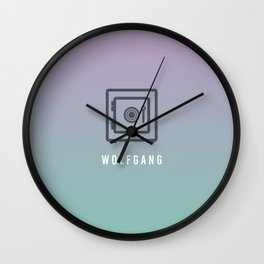 Wolfgang - SENSE8 Wall Clock