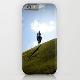 Valley of a Thousand Hills  iPhone Case