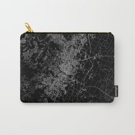 Austin map Texas Carry-All Pouch
