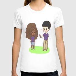dferhrthrt T-shirt