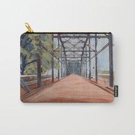 Chattanooga Walnut Street Bridge Carry-All Pouch