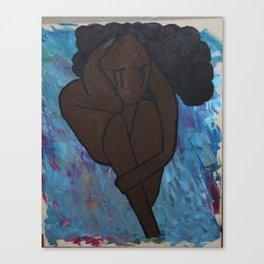 Blue Payne Canvas Print