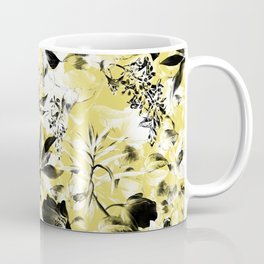 Bicolor bloom Coffee Mug