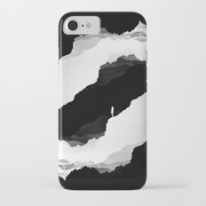 Black Isolation iPhone 7 Slim Case