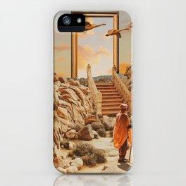 The dream world iPhone Case