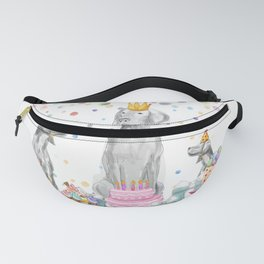 PARTY WEIMS Fanny Pack