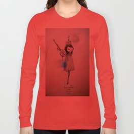 songs that were blue, songs that were grey Long Sleeve T-shirt