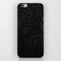 damask iPhone & iPod Skins featuring Damask by Rothko