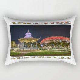 Elder Park Elegance (poster edition) Rectangular Pillow