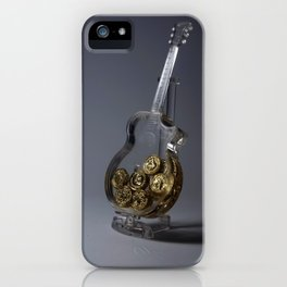 fame, success and music iPhone Case