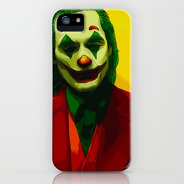 Joker 2020 iPhone Case