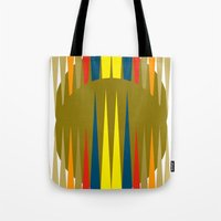 games Tote Bags featuring Games by Heaven7