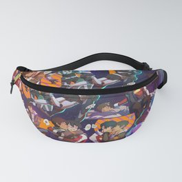 CountDown Fanny Pack