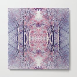 The Enchanted Forest No.2 Metal Print