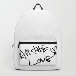 Harry Styles - All the Love Backpack