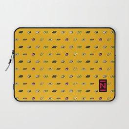 Big N Pixel Consoles Laptop Sleeve