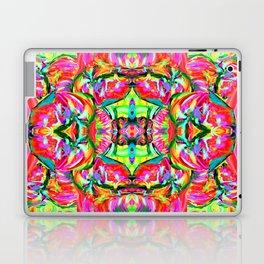 Rainbow Kaleidoscope Laptop & iPad Skin