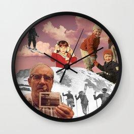 Lost Kids Wall Clock