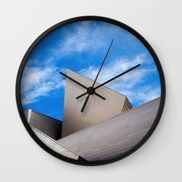 Denver Art Museum Wall Clock