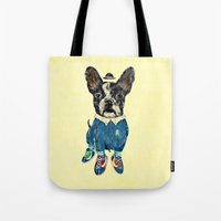 sports Tote Bags featuring Sports Day by dogooder