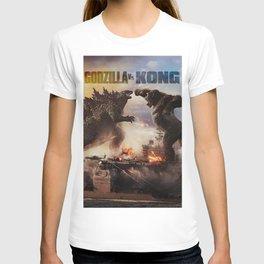 Godzilla vs Kong T-shirt