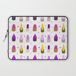 Nail Goals Laptop Sleeve